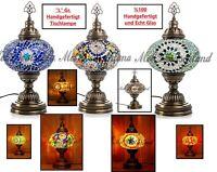 Tischlampe Orientalische Mosaik Nacht Lampe Handgefertigte Unikat Stehlampe