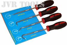 4pc Hook and Pick Tool Set Hose Pick and Cotter Pin Puller for Hoses O-Rings