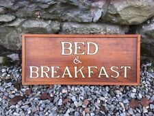 Vintage Bed And Breakfast Sign