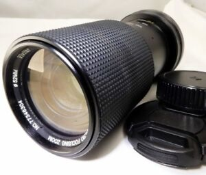 Vivitar MD Mt 70-210mm f4.5 Lens For Minolta MD manual focus