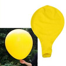 New Yellow 36 inch Giant Celebration Party Wedding Birthday Big Balloon Decor 1p