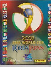 Panini  WM 2002. zum aussuchen 20 bilder.Sehr gute zustand.