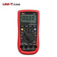 UNIT UT61E Digital Modern Handheld Multimeter Tester AC DC Volt Ohm frequency