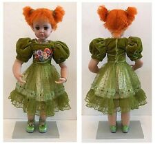 "Jan McLean Doll - 25"" Jemima Red Head- 2002  Limited Edition"