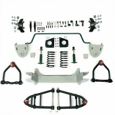Mustang Ii 2 Ifs Front End Kit For 48 And Earlier Nash Stage 2 Standard Spindle Fits 1939 Ford