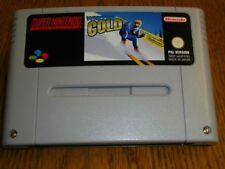 Winter Gold for Super Nintendo SNES
