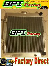 GPI aluminum radiator for Toyota Landcruiser 75 Series 2H Diesel Radiator HJ75