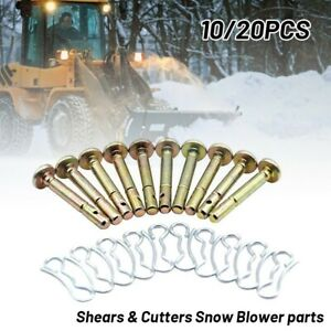 5 Set/10 Set Shear Pins & Cotters Pins Replacement 738-04124A 714-04040 Hot Sale