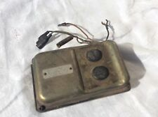 Kawasaki H1 triple ignition box CDI