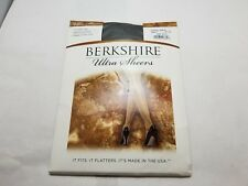 Berkshire Ultra Sheers Control Top Pantyhose Hosiery, Shapewear - Women's size 1