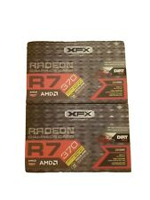 2x XFX AMD Radeon R7 370 2GB