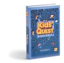 NIRV Kids' Quest Study Bible by Zondervan Staff