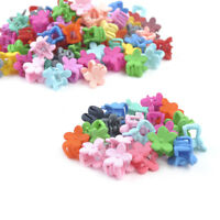 30PCS CUTE Baby Girl Plastic Hair Claw Cartoon Mini Clip Clamp Kids 2018 Hotsale