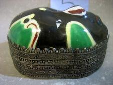 Porcelain Antique Asian Boxes