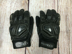 Alpinestar SPS Motorcycle Racing Gloves Size Small/8 Carbon Fiber