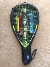"""E-Force Taunt Titanium Tri Carbon 104 Sq In 200g 22"""" Racquetball Racquet + Hc"""