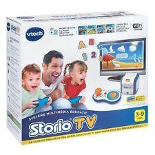 STORIO  / vtech:console educative des petits
