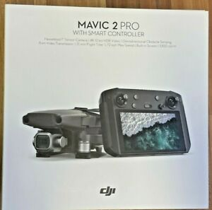 DJI Mavic 2 Pro Drone with smart controller Model L1P RM500