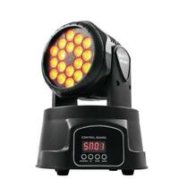 Eurolite LED TMH-7 Moving-Head Wash 18 x 3W Tricolor TCL-LED RGB DMX Washlight