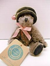 "Boyds Bears ""Simone""  Archive Collection 7"" Plush Jointed With Tags"