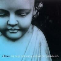 ELBOW The Take Off & Landing Of Everything CD NEW