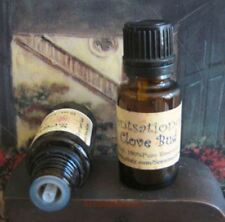 Clove Bud Essential Oil 1/2 Oz 100% Pure Pains Aches Colds Flu Dental Anesthetic