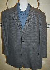 Men's GIORGIO ARMANI Le Collezoni Blazer Jacket Made in Italy 3 Button - Size 48