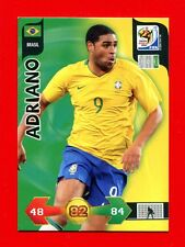 SOUTH AFRICA 2010 - Adrenalyn Panini - Card Base-Basic - ADRIANO - BRASIL