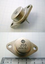 VISHAY 2SJ50 TO-3 LOW FREQUENCY POWER AMPLIFIER