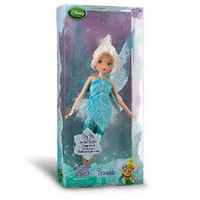 "Disney Fairies- From Secret of the Wings 10"" Frost Fairy Periwinkle Doll NIB"