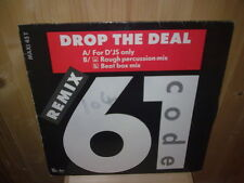 """CODE 61 drop the deal 12""""  MAXI 45T"""