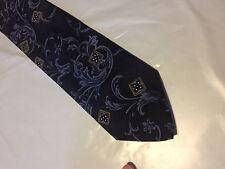 Mens Black Blue Brown Tie Necktie PURITAN~ FREE US SHIP (10212)