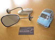 Spiegel Außenspiegel links BMW Isetta 250 300 600 Export Standard Janus Goggo
