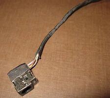 HP Pavilion HDX X16 HDX16 DC Power Jack Charge Port w/ Harness Cable Connector