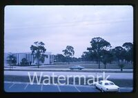 1960s 35mm Kodachrome Photo slide Sarasota Airport  Florida #2