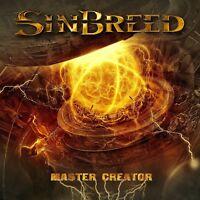 SINBREED - MASTER CREATOR (DIGIPAK)  CD NEU