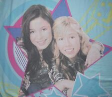 iCarly Kinder Bettwäsche Fotodruck Mädchen Kids bedding Duvet Fabric Bezug Carly