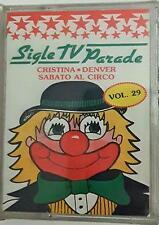 Sigle Tv Parade vol 29  MC Sigillata Sealed Cristina denver sabato circo
