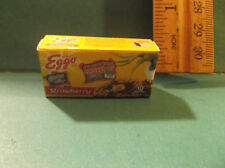 Barbie 1:6 Miniature Kitchen Food Box of Waffles