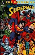 Superman: Return of Superman by DC Comics Staff and Gerard Jones 1993, PB