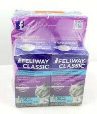 Ceva Feliway Plug-In Diffuser with 3 Refills, 48 mL Each