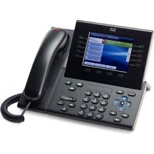USED Cisco CP-8961-C-K9 IP Phone 8900 NO Power