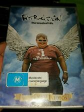 Fatboy Slim - The Greatest Hits Why Try Harder MUSIC DVD MOVIE - FREE POST