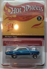 Hot Wheels RLC 2014 Rewards Car '66 Super Nova Low Production #  00237!