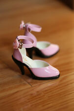 Pink Mimi Collection MSD Doc 1/3 BJD Obitsu Doll Shoes High-heeled Shoes