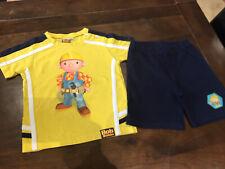 Bob the Builder Team Bob Boys Pajamas