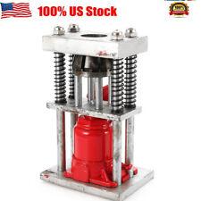Manual Benchtop Hydraulic Bottle Jack Hose Crimper Hydraulic Hose Crimper 2T