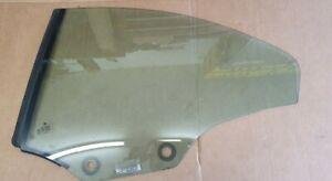 BMW 3 Series E93 Cabrio Convertible passenger Side rear Window drop Glass Green