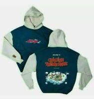 Genuine Sealed TGF Limited Edition Childish Theme Park Hoodie + Sticker Keyring