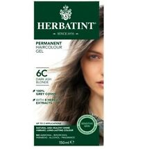 Herbatint Permanent Hair Colour 6C Dark Ash Blonde